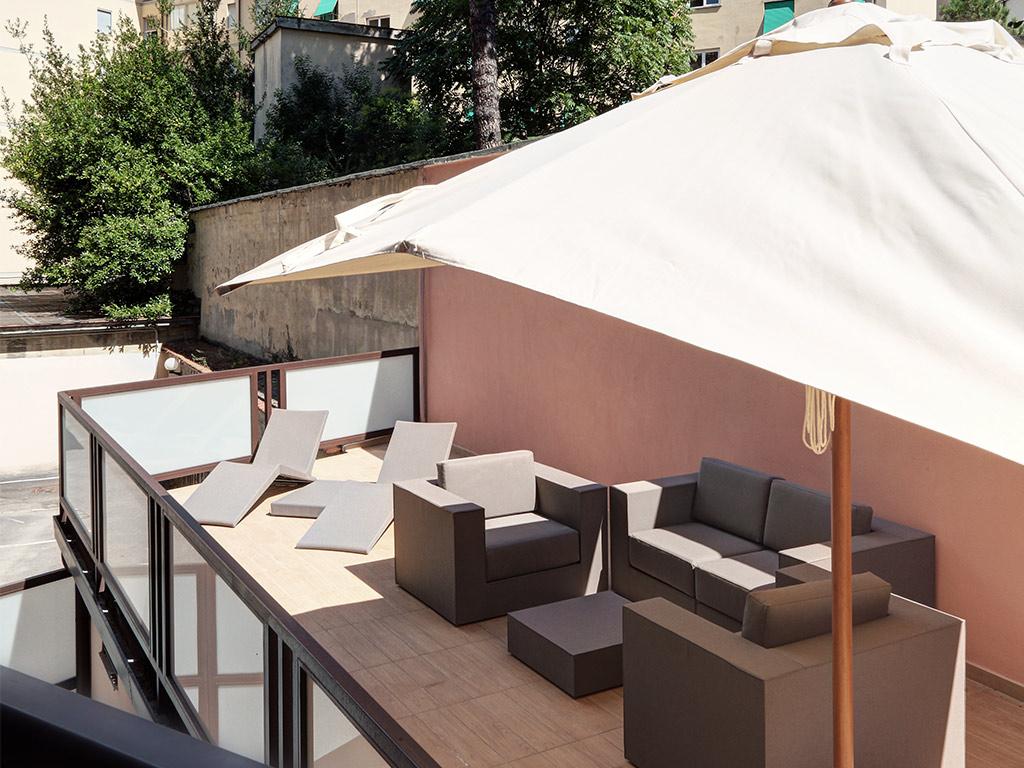 Lho suite firenze sito ufficiale prenota il tuo for Appartamenti design firenze