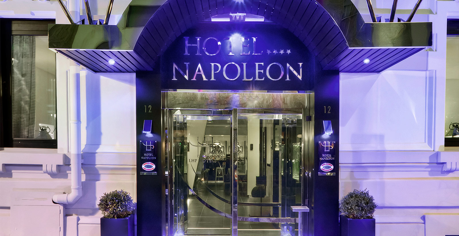 Hotel Napoleon Milano - Official Website - 4 star Hotel Milan Italy