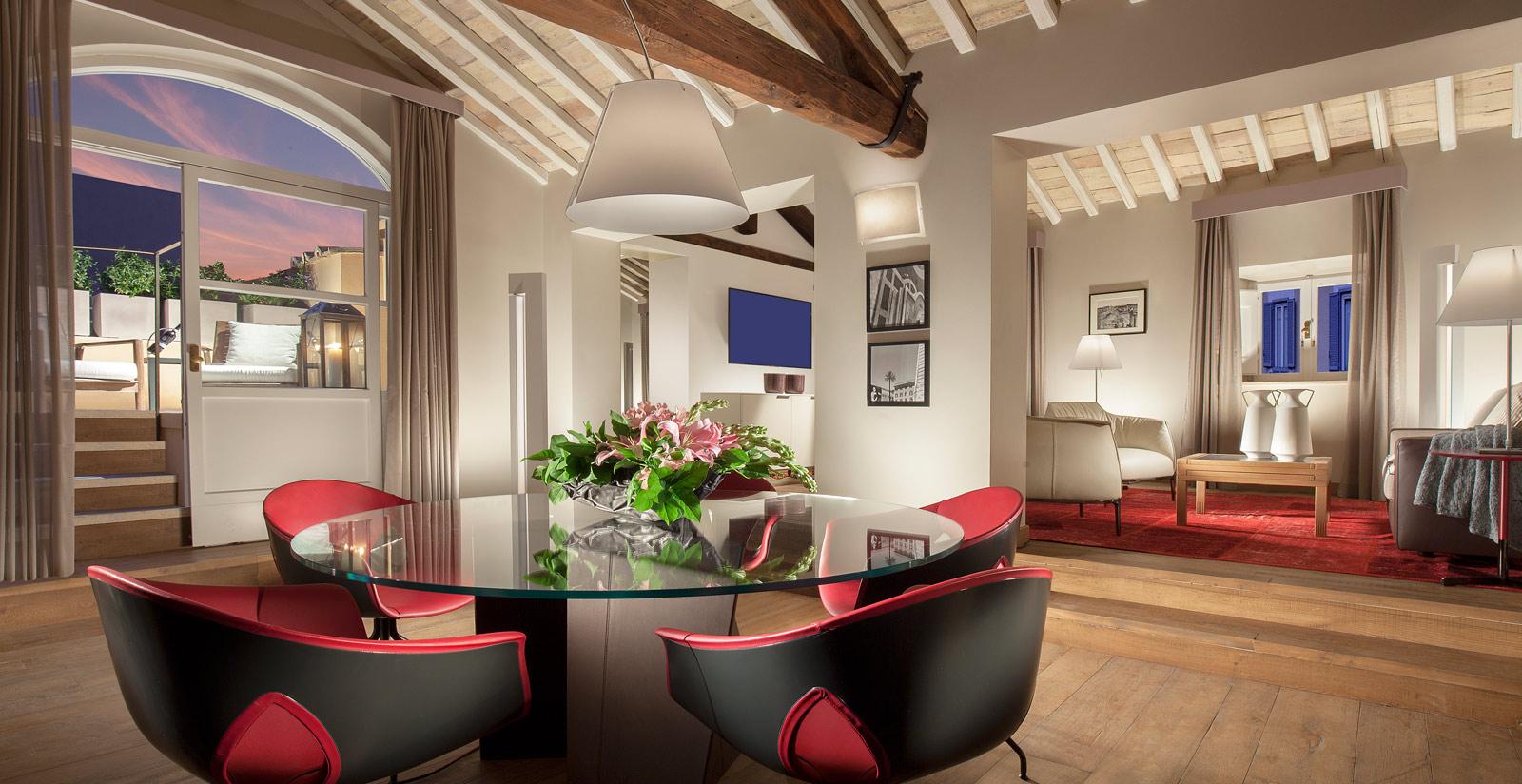 Case Con Terrazzo Roma palazzo scanderbeg - roma appartamenti vacanze lusso con