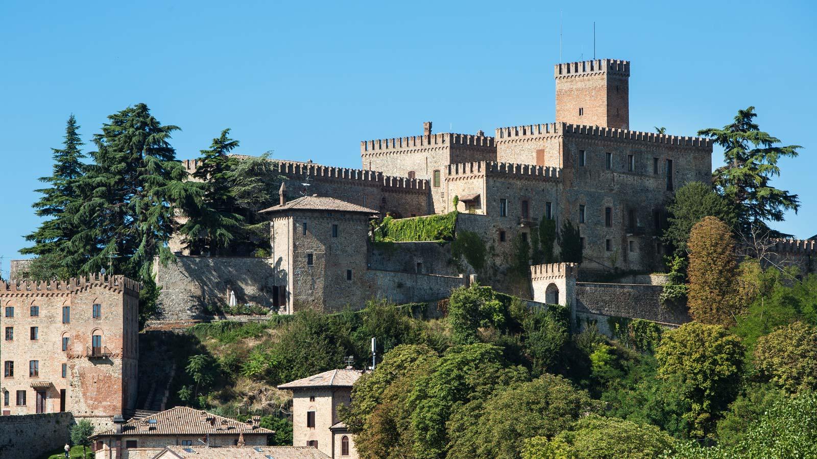 Antico Borgo di Tabiano Castle - Relais de Charme - Official Site