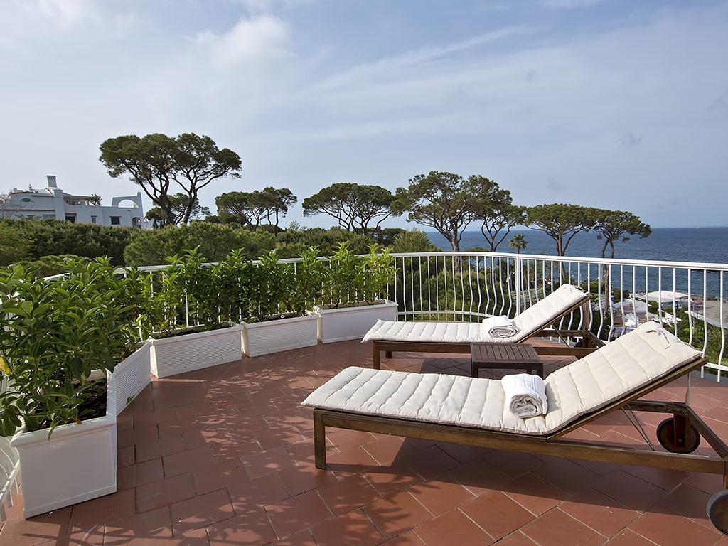Hotel Punta Molino Deluxe Room With Terrazza Ischia