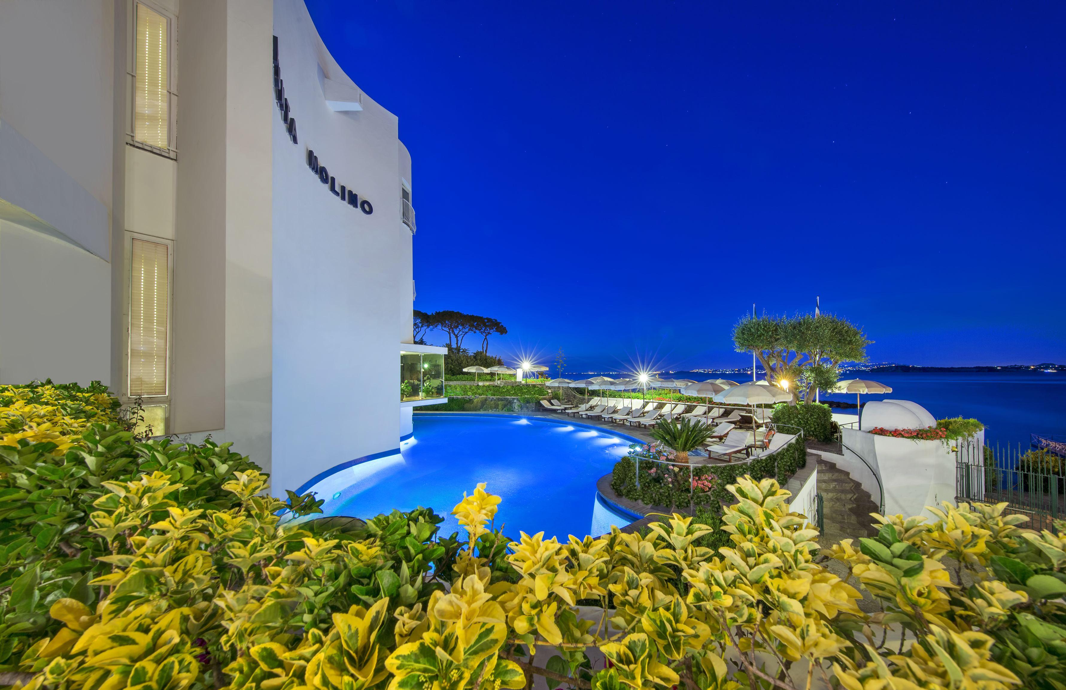 Hotel Punta Molino Official Website Hotel Ischia Booking