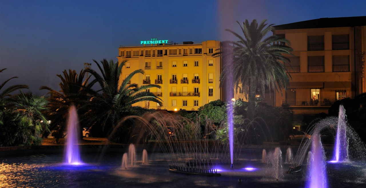 Hotel President Book Via The Official Website And Get
