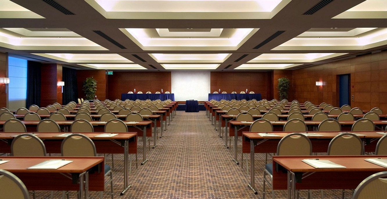 Meeting Rooms Rome Ergife Hotel Book Now