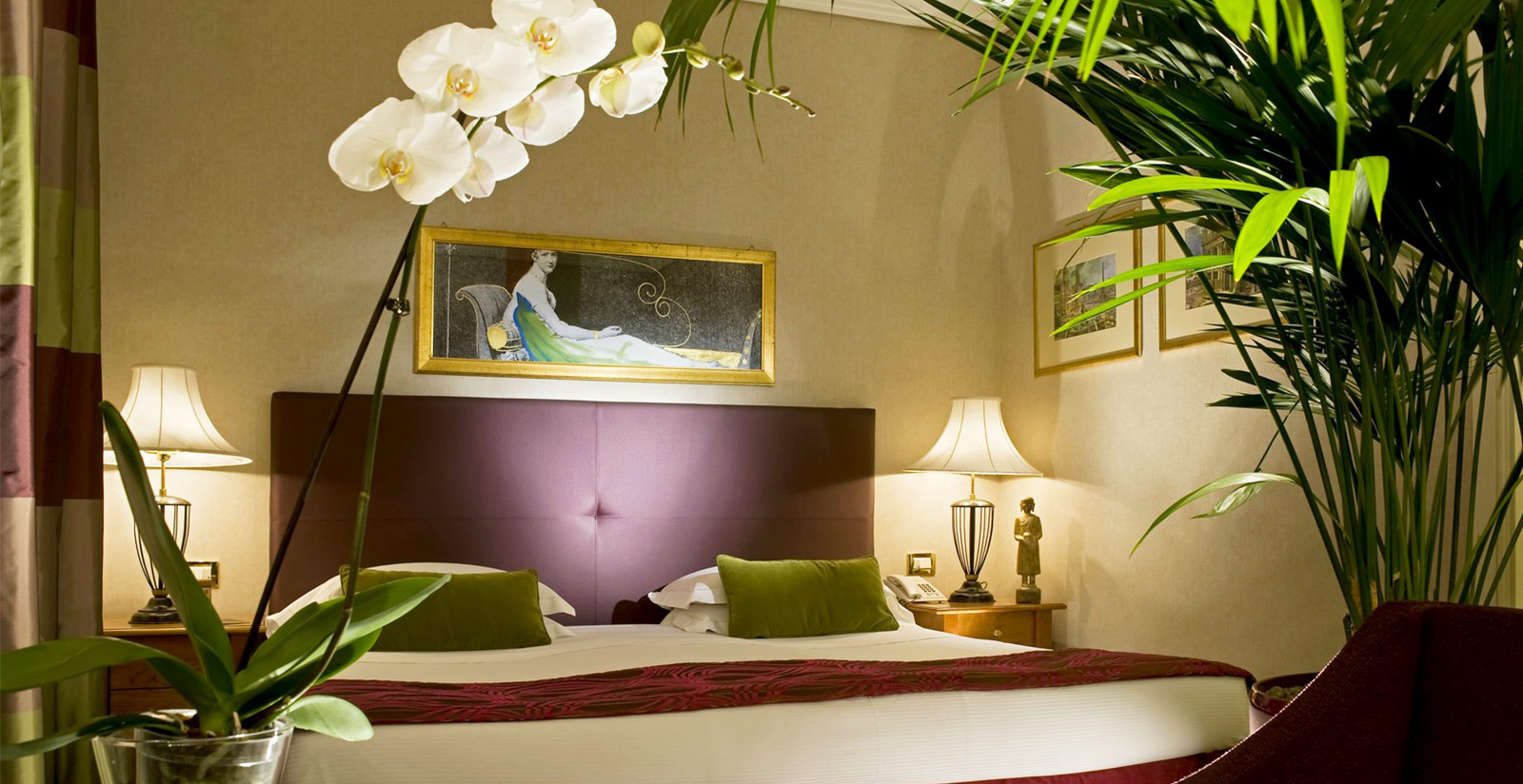 Mellini Hotel Book On Official Website 4 Star Hotel In Rome