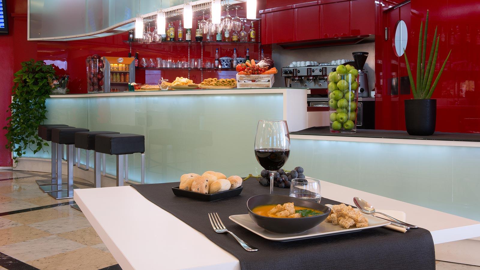 Relax e gusto al bistr di cdh hotel bologna hotel a for Hotel bologna borgo panigale