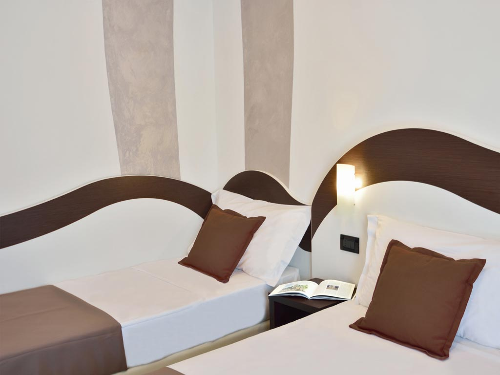The Superior Triple Rooms In Florence