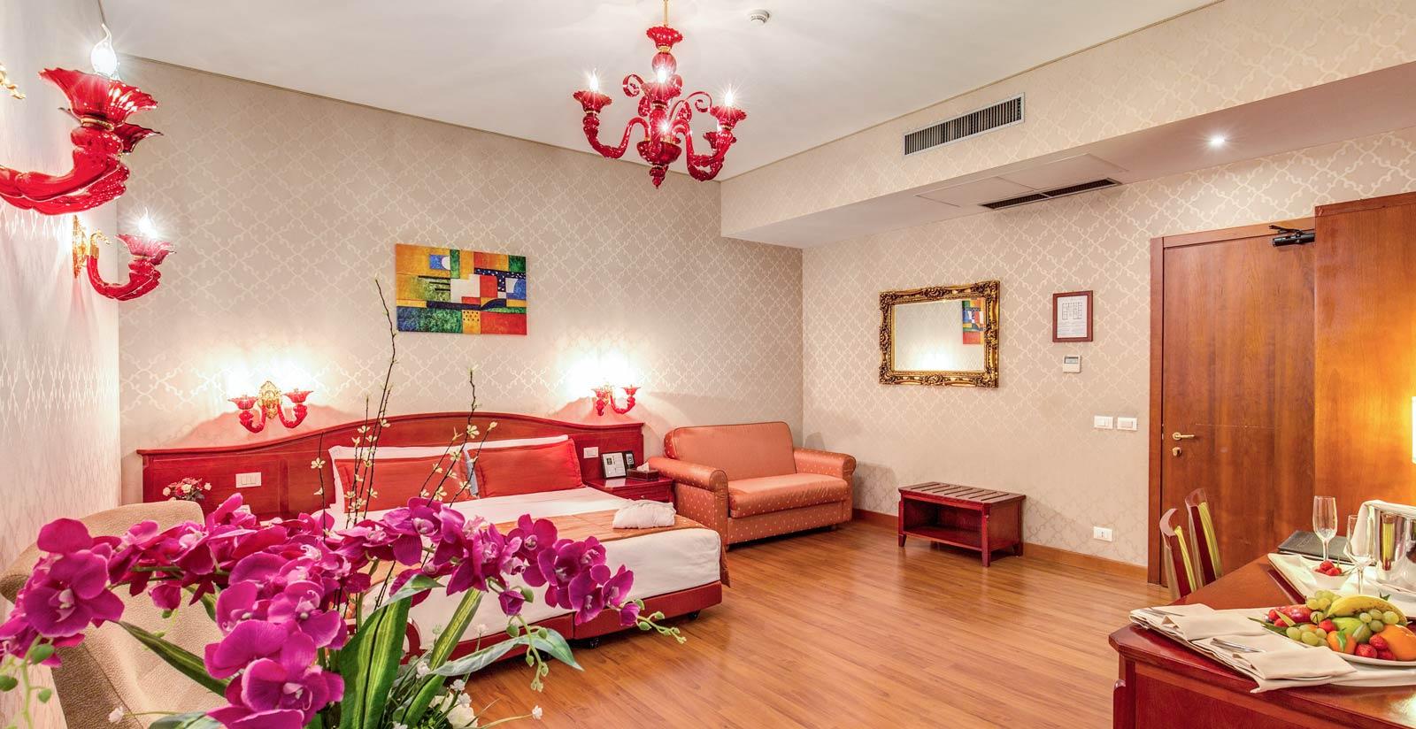 Prenota sul Sito Ufficiale di Blu Globe Hotels a Roma