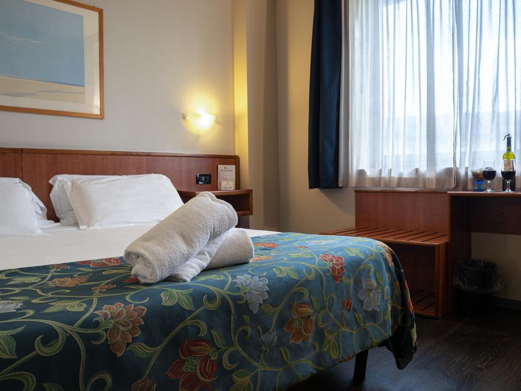 Camera Matrimoniale A Torino.Le Camere Di Hotel President Ti Aspettano A Torino Prenota Ora