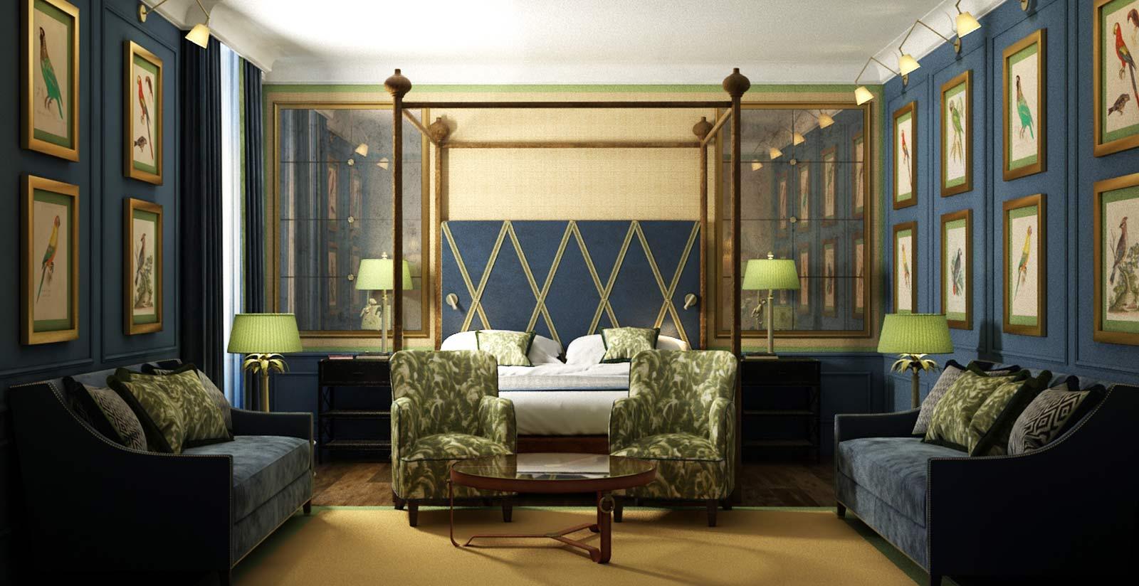 Hotel romantico nel centro di Firenze