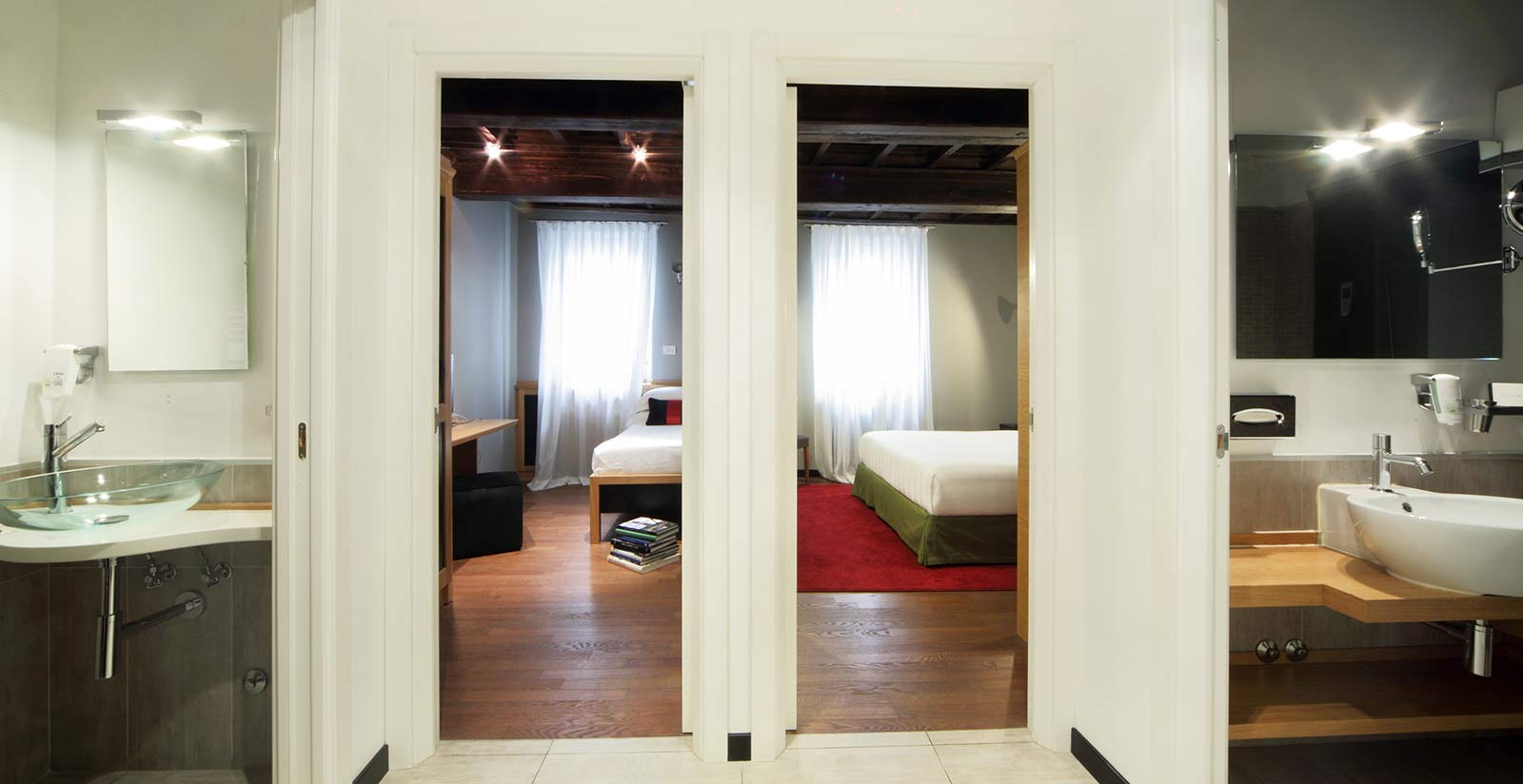 Suite hotel a Roma