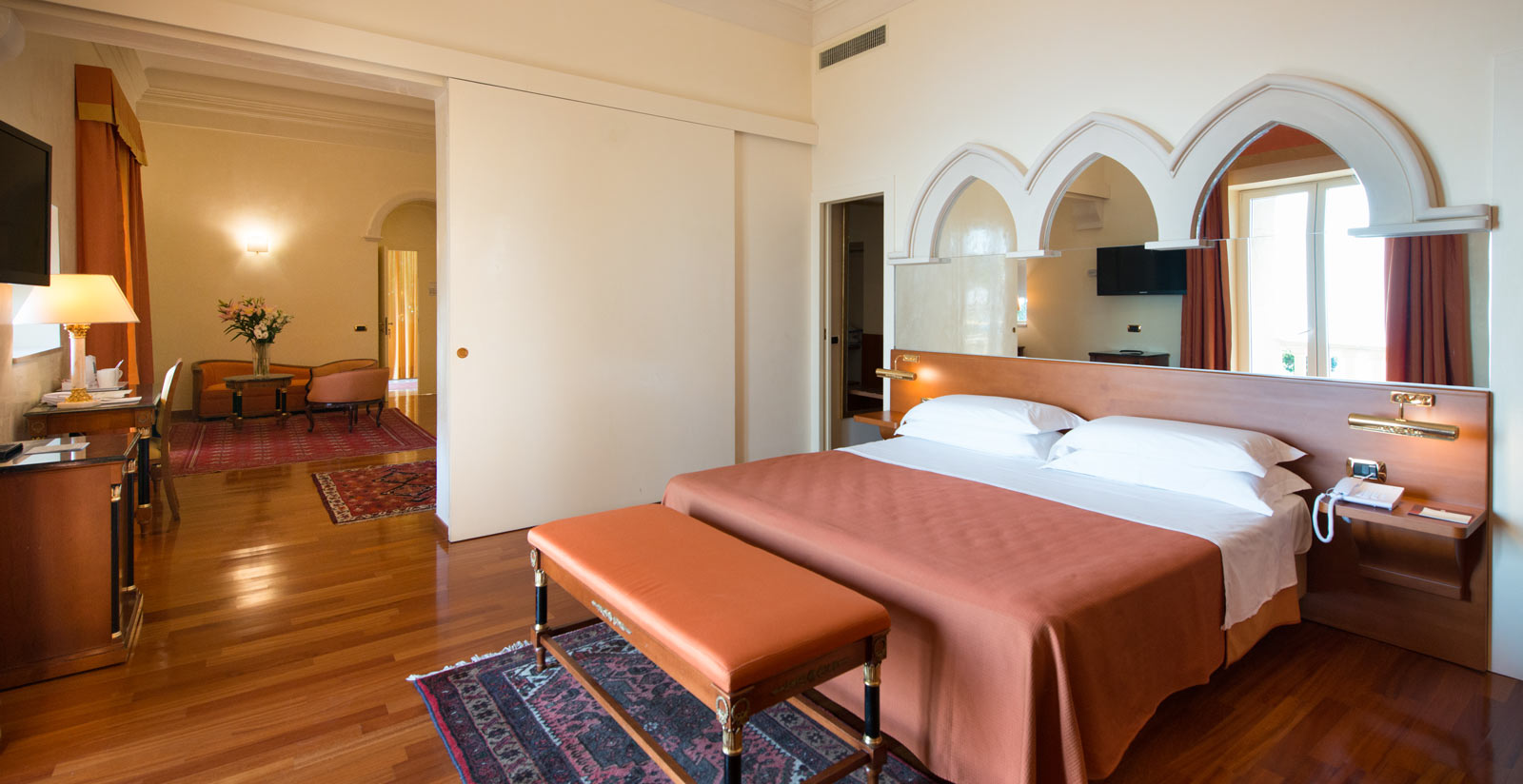 Grand Hotel Miramare In Taormina Book Now On The Official Website