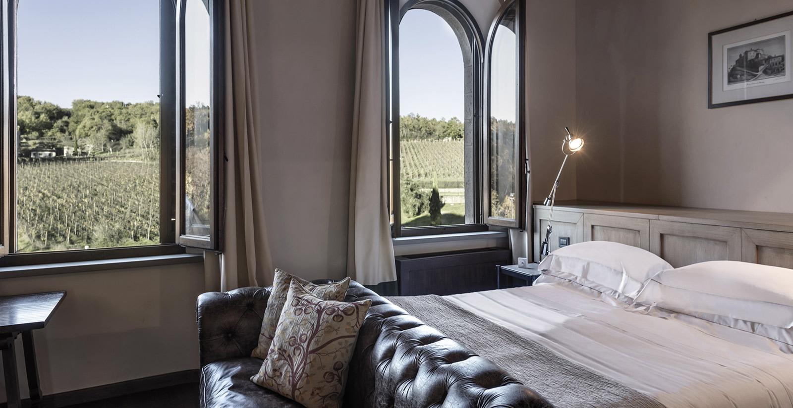 Castel Monastero Resort Privacy Policy