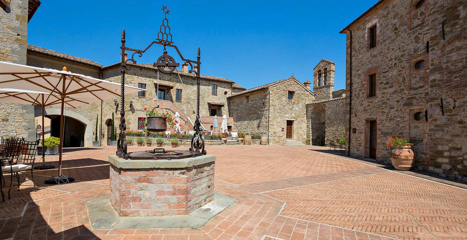 Read About The Story Of Castel Monastero Resort In Tuscany