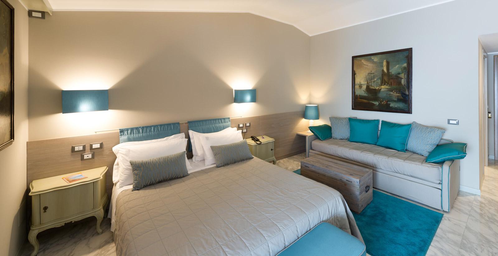 Discover The Rooms Of Hotel Porto Roca 4 Star Hotel In