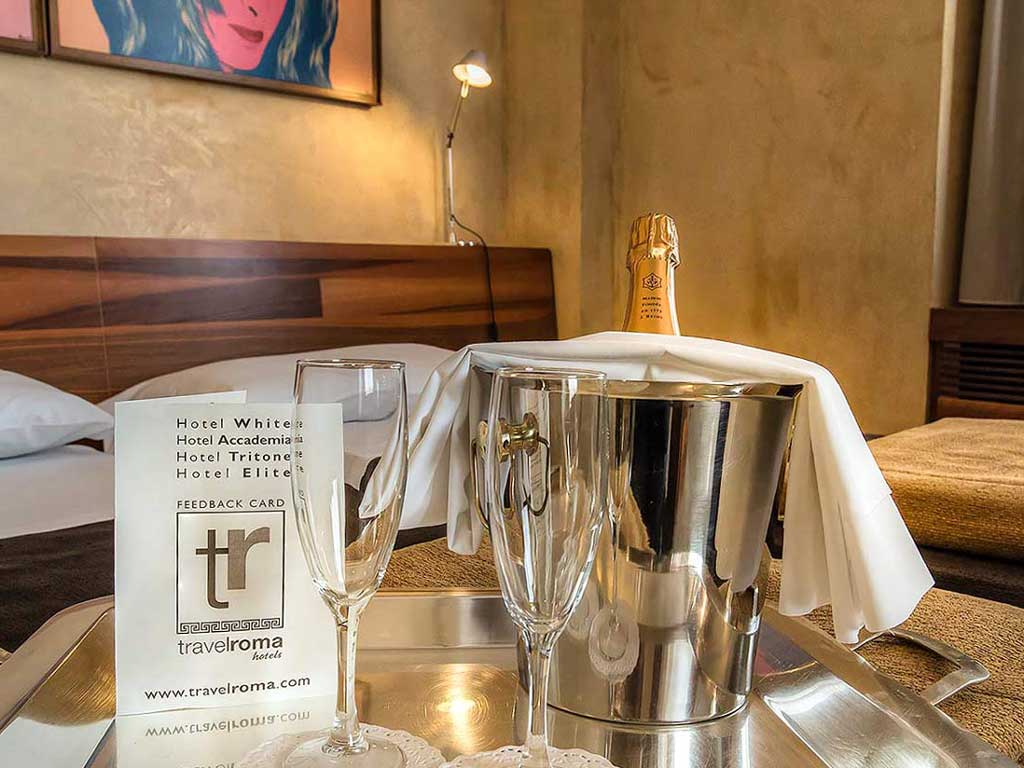 Hotel Tritone Official Website In Rome Book At The Best Price