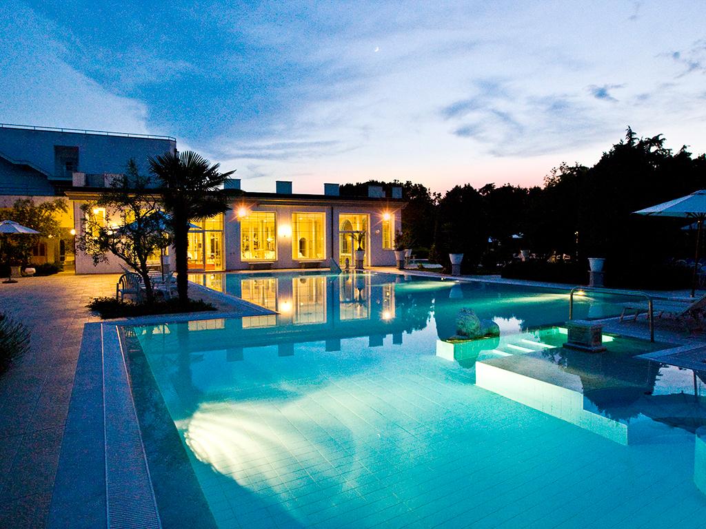 Bellavista hotel e spa con piscina termale abano terme gallery - Hotel con piscina termale toscana ...