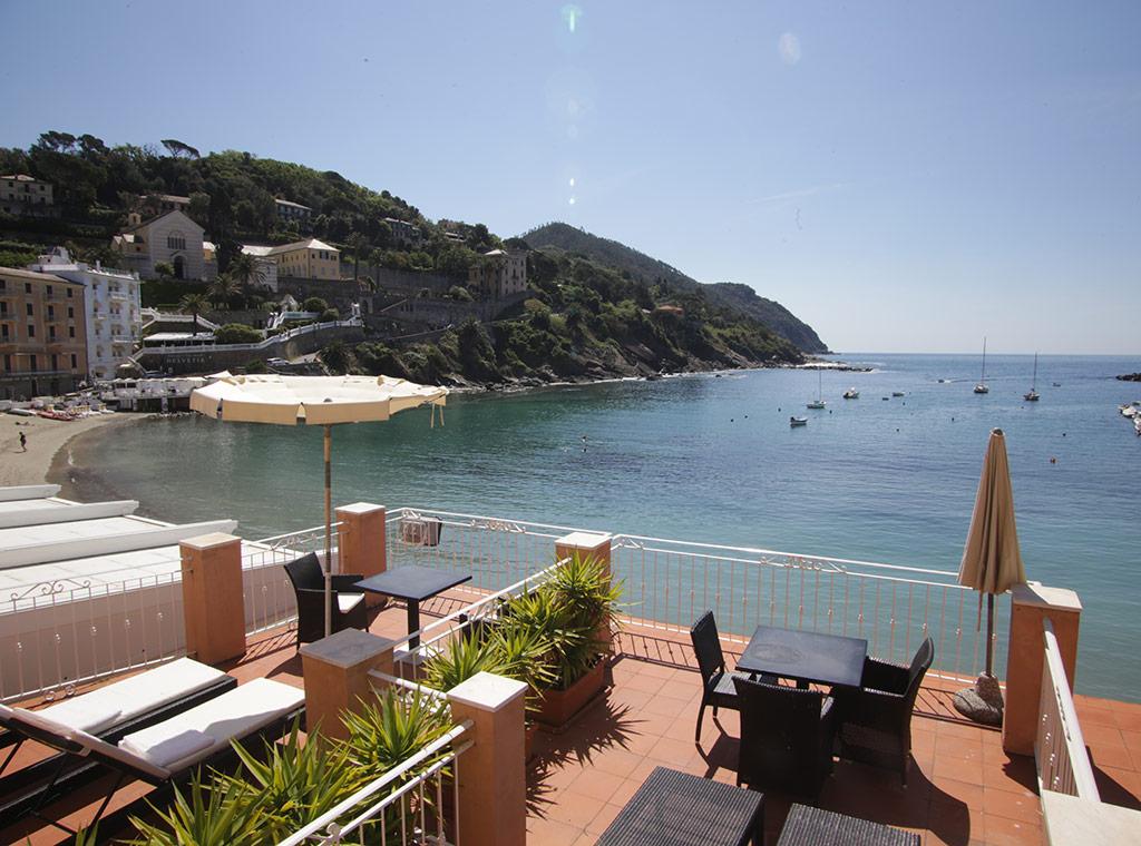 Hotel sestri levante 4 stelle sul mare l 39 hotel miramare - Hotel giardino al mare sestri levante ...